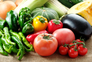 about vegetable nutrition